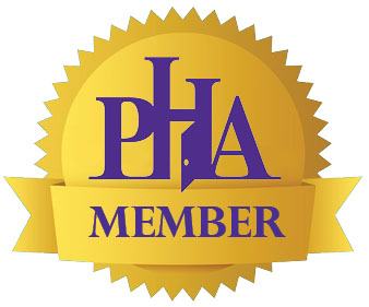 PHA Member Seal